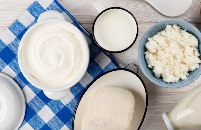 牛乳・乳製品イメージ