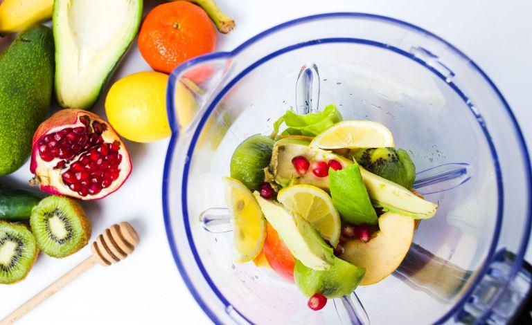野菜や果物のローフード