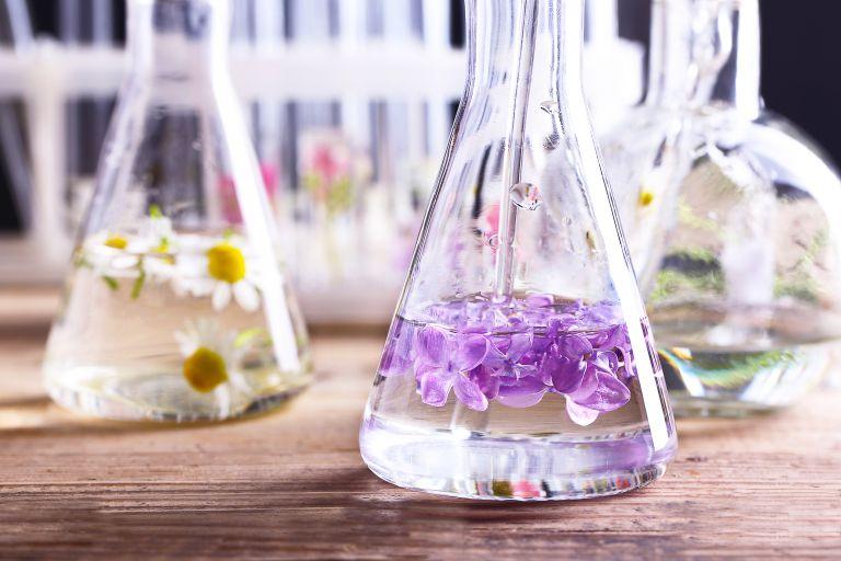 オーガニック香水イメージ